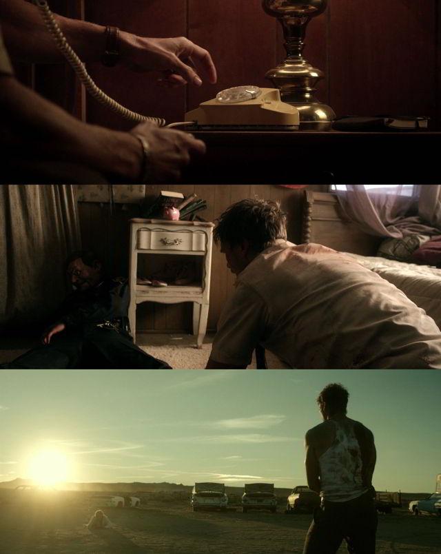 Sangre del desierto (2016) HD 1080p y 720p Latino
