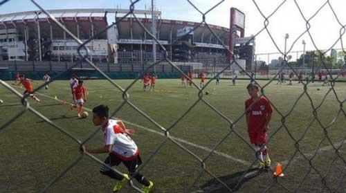 Nicolás Molina Tagle, el niño tarijeño fichado por el River Plate