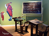Häschenschule im Kreismuseum Prinzeßhof eröffnet