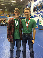 Catholic's Science Olympiad Team Successful in Huntsville 6