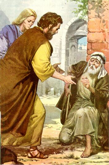 EN EL NOMBRE DE JESUS: EL DON DE FE