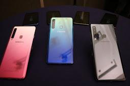 Fitur Samsung Galaxy A9 Kembali Ramaikan Pasar Smartphone