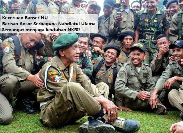 Dimusuhi Sejak Era PKI hingga HTI, Kenapa Banser Tetap Eksis Sampai kini? ini kuncinya