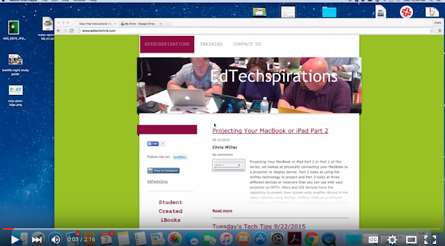 OCR to Text with Google Drive EdTech EdTechChris Chris Miller