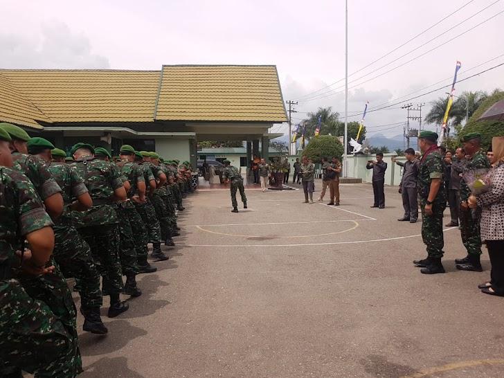 Brigjen Syafrial Bangga Dengan Prajurit Kodim 0417/Kerinci