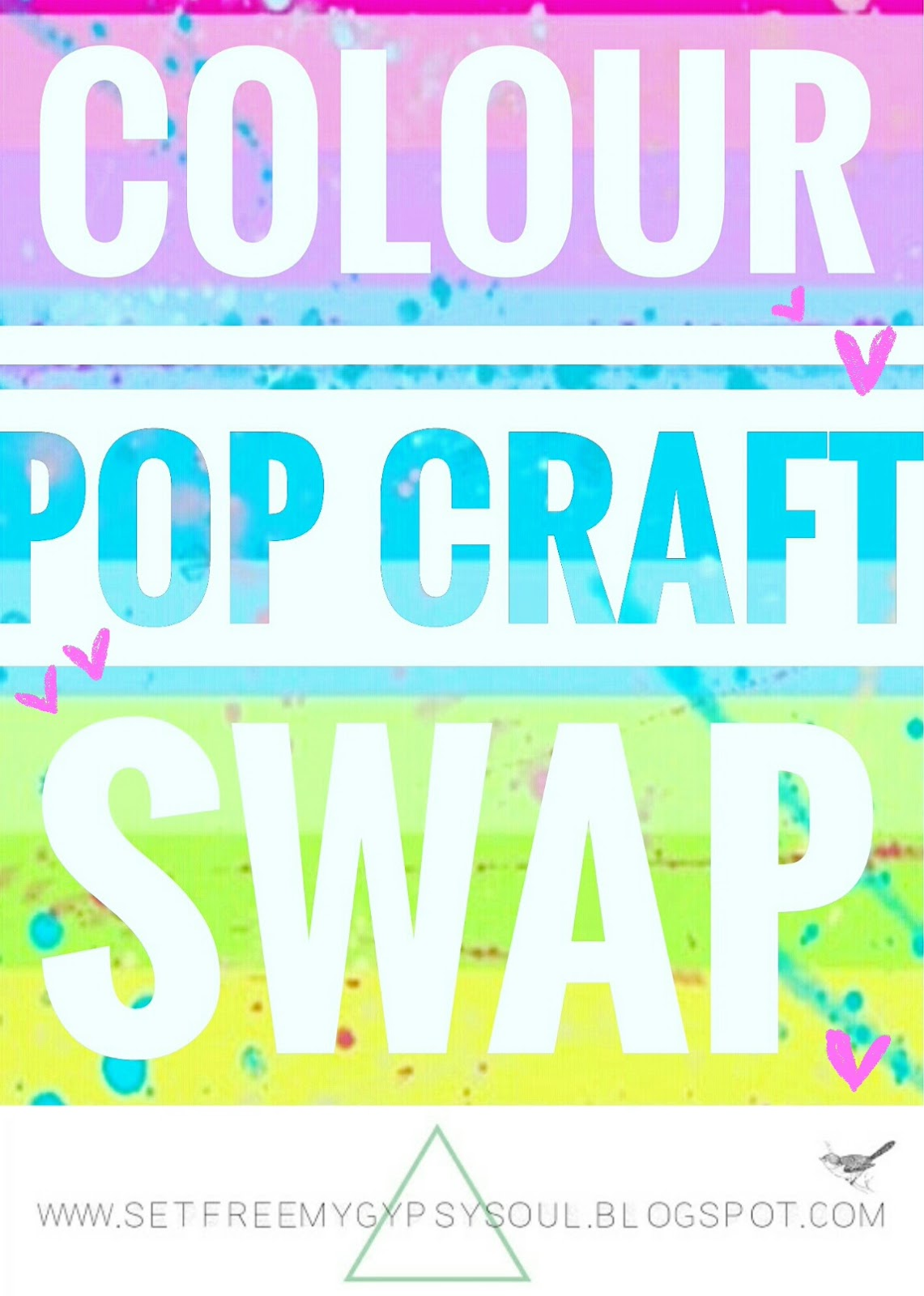 craft swap instaswap crochet craft knitting sewing painting needlework quilting colour color