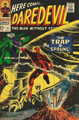 Daredevil #21, the Owl