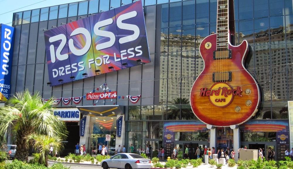 Lojas de departamento Ross Las Vegas