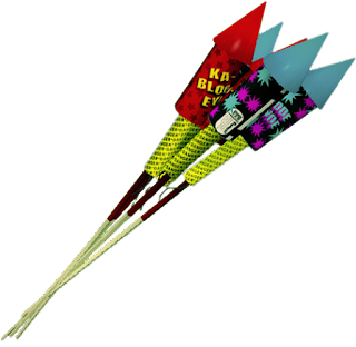 FIREWORK PNG EFFECTS