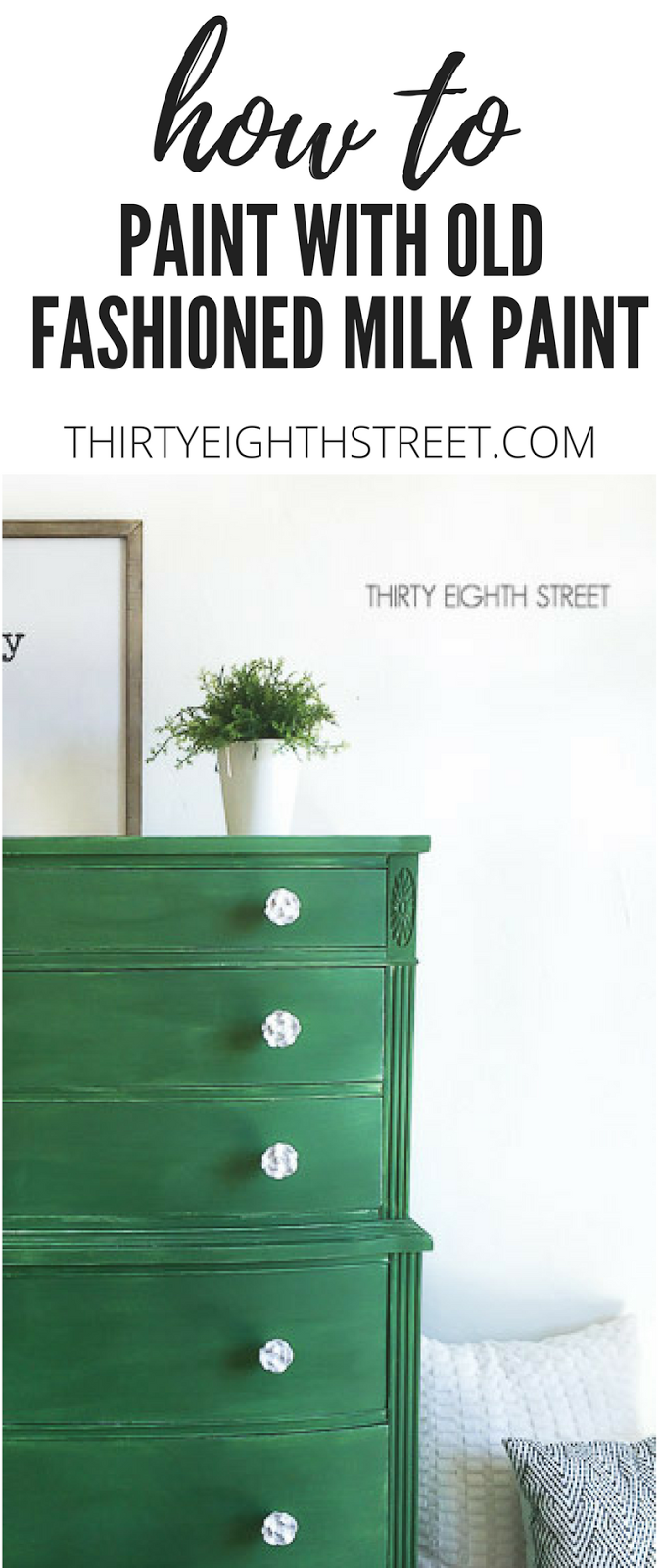 milk paint furniture, milk paint dresser, green furniture, green dresser, furniture inspiration, before and after furniture, diy