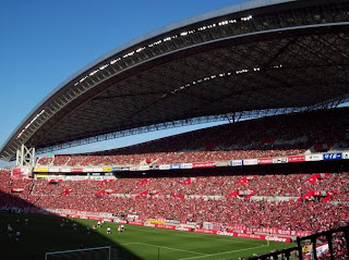 Big crowds will once again pack into J. League grounds in 2012