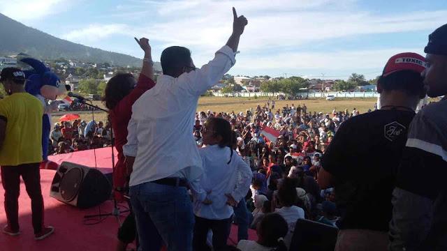 Politisi Golkar Ajak yang Sudah Mati dan Belum 100 Hari Supaya Bangun Pilih Jokowi