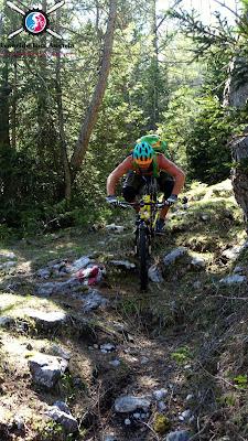 mountainbike stanser joch mtb