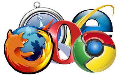 Browsing - Surfing the Internet - Mozilla Firefox Google Chrome Opera Safari Internet Explorer