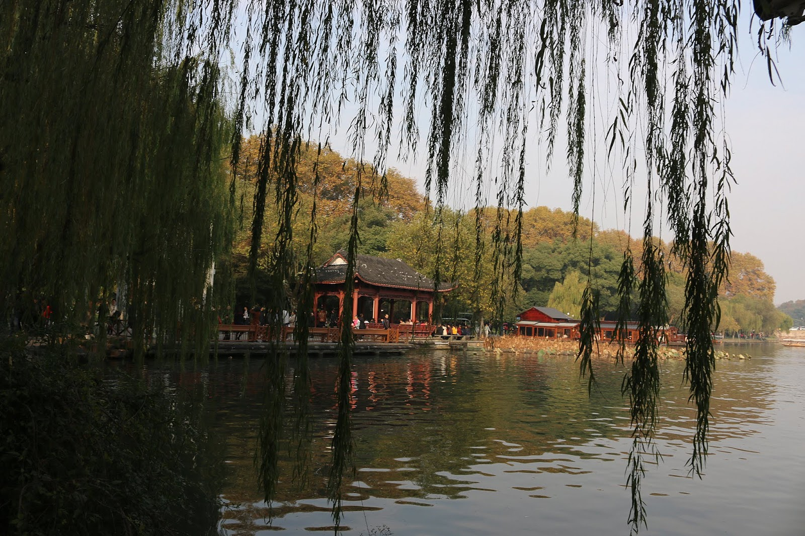 Serene West Lake Hangzhou