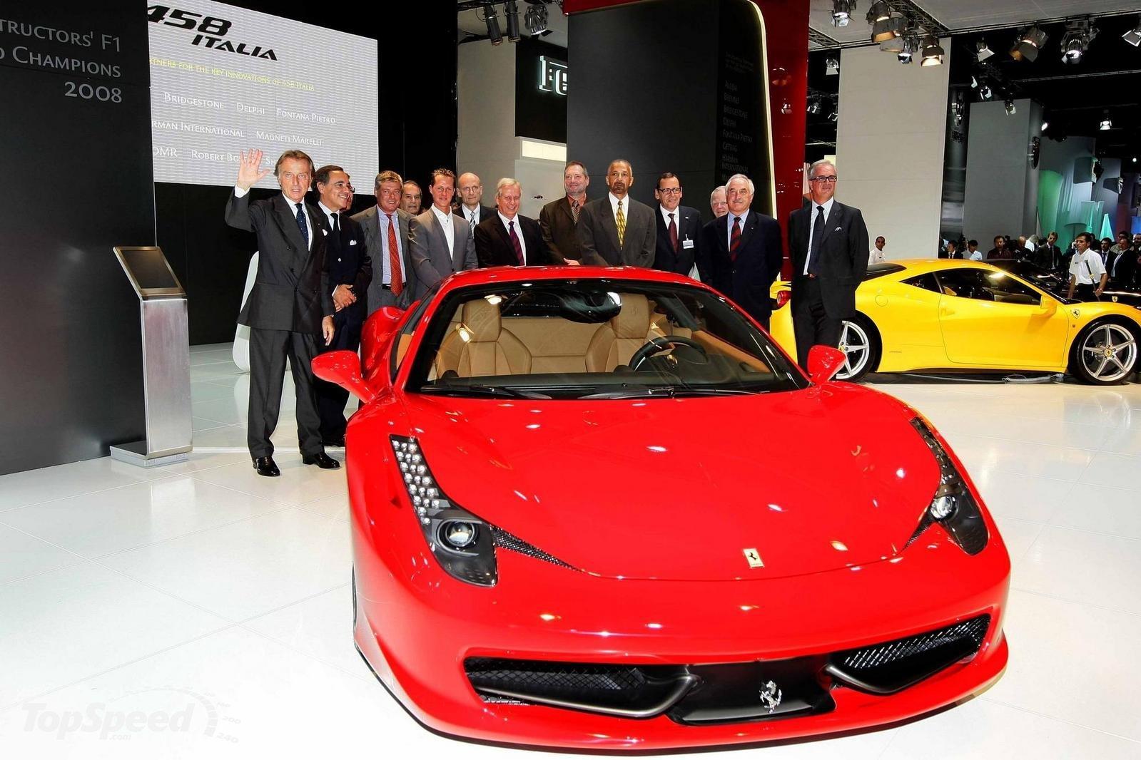 Desktop wall and pics: CARS-(Ferrari 458 italia)