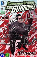 Os Novos 52! Lanterna Verde - Os Novos Guardiões #39