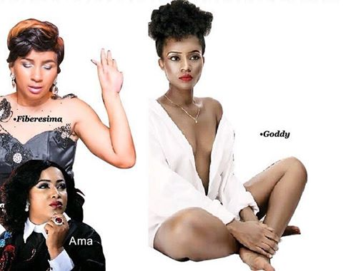 Ibinabo, Grace Ama tried to ruin my career –Crystabel Goddy