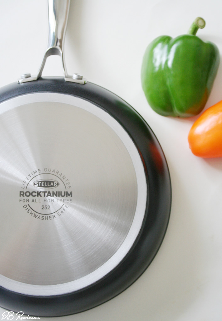 The New Stellar Rocktanium Fry Pan Collection