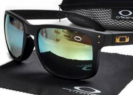 where to buy cheap oakley sunglasses  fake oakley with printed logo on lens