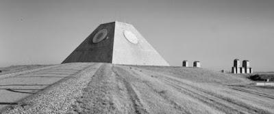 Η άγνωστη, «πυρηνική» πυραμίδα των ΗΠΑ στη Βόρεια Ντακότα