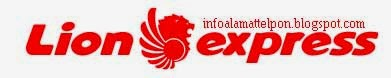 paket dan dokumen melalui udara yang tergabung dengan  Ekspedisi Lion Express Bandung