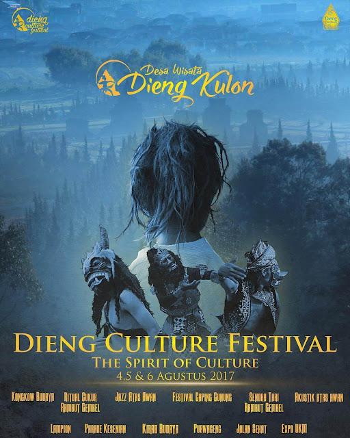 Dieng Culture Festival 2017 Segera Dilaksanakan, Intip Infonya Sekarang!