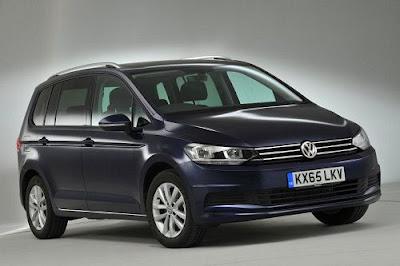 Harga Volkswagen Touran