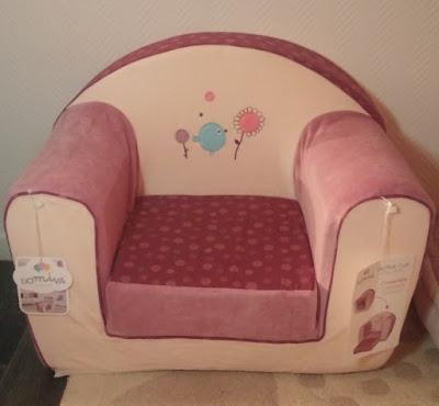 fauteuil Domiva Birdy