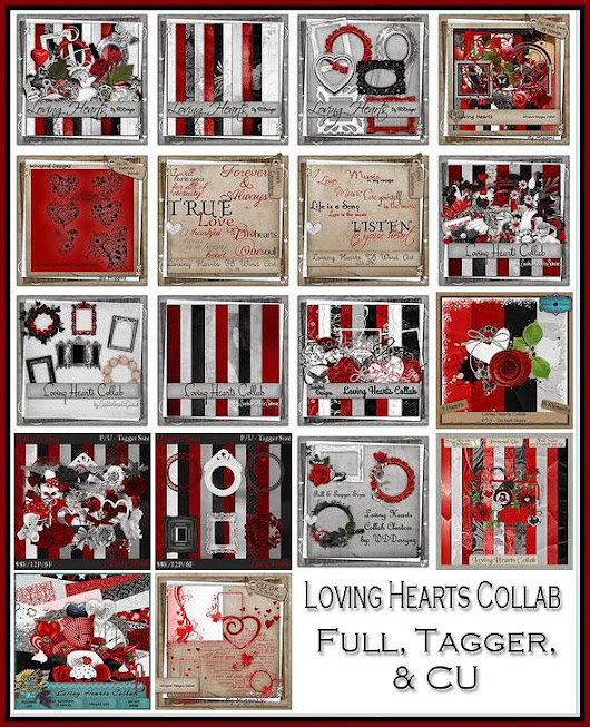 Loving Hearts Collab