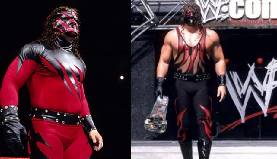 WWE Wrestler Kane height in 2017