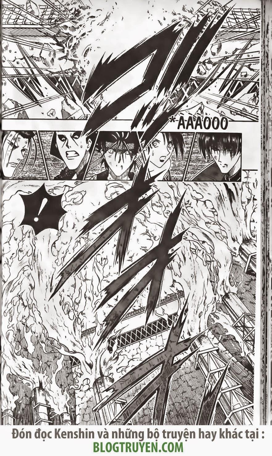 Rurouni Kenshin chap 142 trang 14