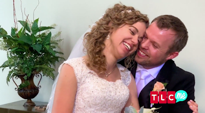 John Duggar marries Abbie Burnett