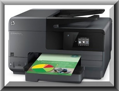 HP OfficeJet Pro 8600 Wireless Setup