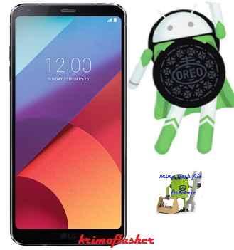 شرح كيفية تحديث وتفليش هاتف أل جي Update LG G6 Plus H870I to