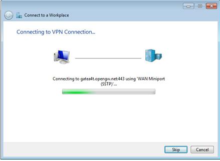 Cara membuat koneksi VPN
