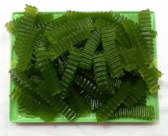 Thạch rau câu lá dứa