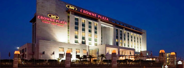 Crowne Plaza Hotel New Delhi Okhla is a true creation of modern accommodation.