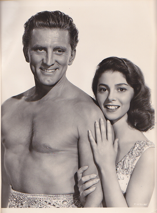 Image result for kirk douglas and pier angeli