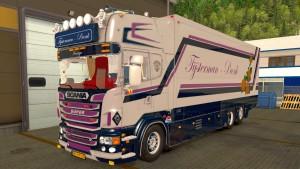 Scania R500 Tijsterman-Pronk