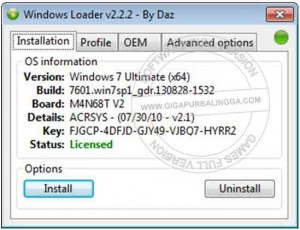 windows 7 loader free download 32 bit softonic
