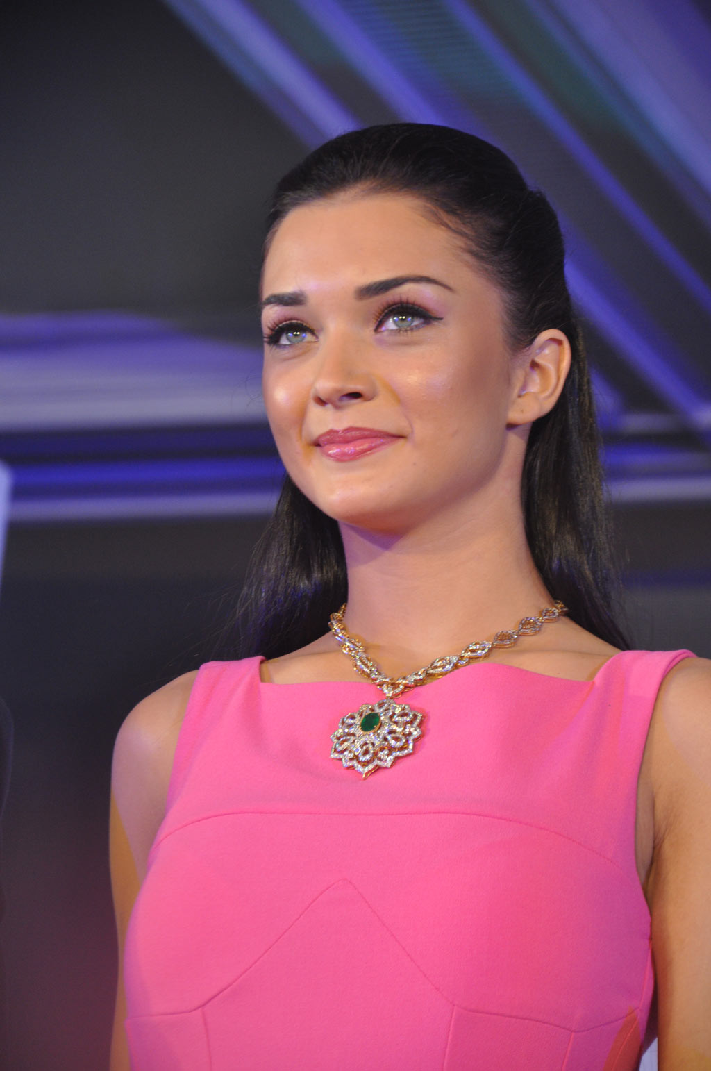 Amy Jackson Miss Teen World 2009: Amy Jackson At Femina Magazine 1st Anniversary Celebration