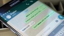 Cara Membaca Pesan yang Telah Dihapus Pengirim di WhatsApp Android