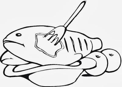 Maestra De Primaria Dibujos De Carnes Pescados Y