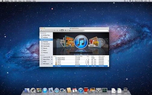 Apple mac os x lion for mac 10. 7. 5 – mac.