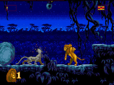 Videojuego Disney The Lion King