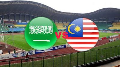 Live Streaming Arab Saudi vs Malaysia AFC B-19 20.10.2018