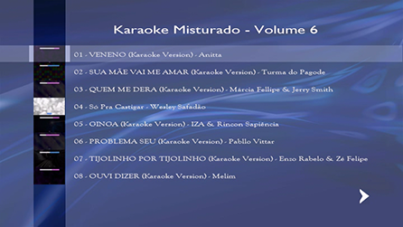 DVD PAGODE BAIXAR KARAOKE