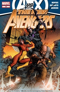 Cover of New Avengers #28 Comic eBook