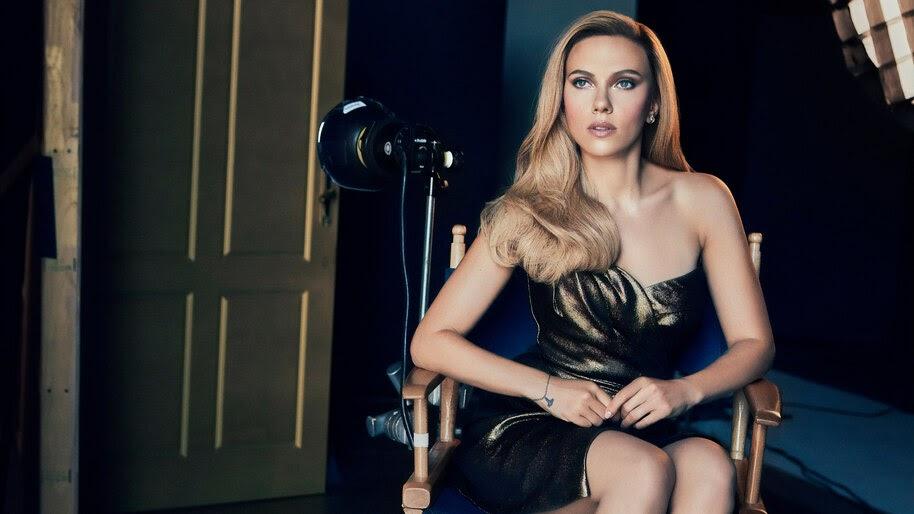 Scarlett Johansson, Blonde, 4K, #4.909